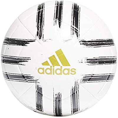 adidas mens Juventus Turin Club Ball White/Pantone/Matte Gold 5