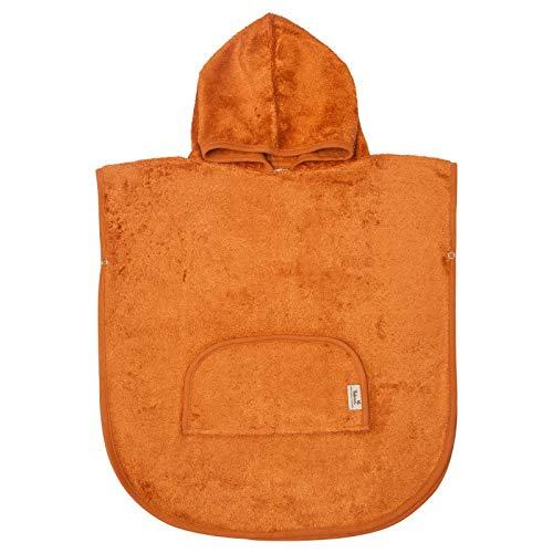 TIMBOO TM-PONCH-535 5414546069264 poncho, Inca Rust oranje