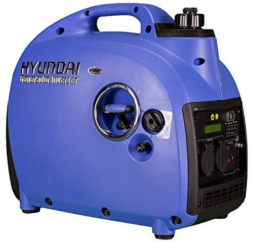 HYUNDAI HY2000SI-PRO Generador Inverter, 2000 W, Azul