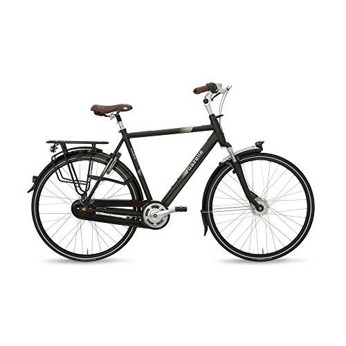 Gazelle Arroyo C7+ Herren Cityrad 2016, Farbe:Schwarz, Rahmenhöhe:57 cm