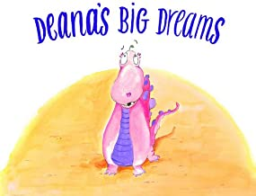 2013 McDONALDS Happy Meal Toy - Time To Read - Book #2 - Deana's Big Dreams