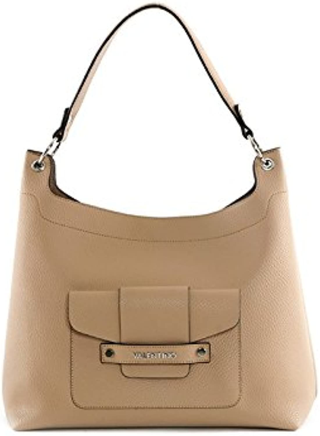 Mario Valentino Valentino Large Top Handle Vegan Leather Bag Single Handle