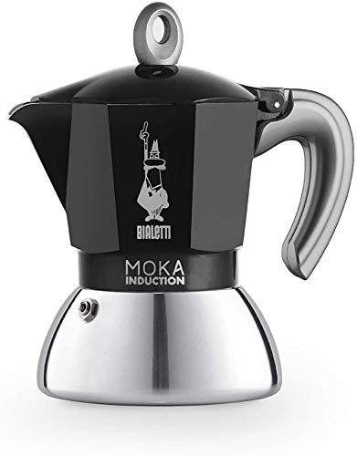 Bialetti New Moka Induction Cafetera apta