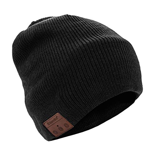 Our #4 Pick is the SoundBot SB210 HD Winter Bluetooth Hat