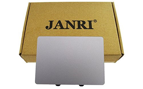"JANRI Replacement Trackpad Touchpad without flex cable compatible with MacBook Pro 15' Unibody A1286 & macbook 13"" A1278 (Mid 2009 2010 early late 2011 Mid 2012 version)"