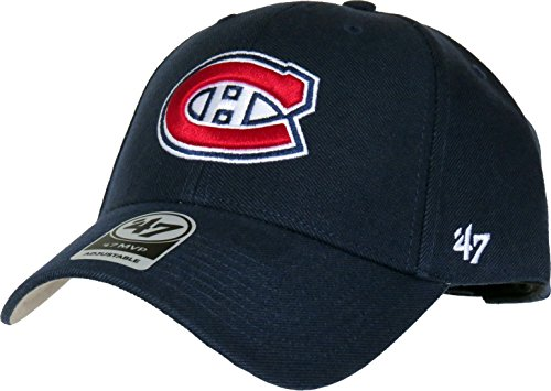 47 Montreal Canadiens - Adjustable Cap - MVP - NHL - Light Navy - One-Size