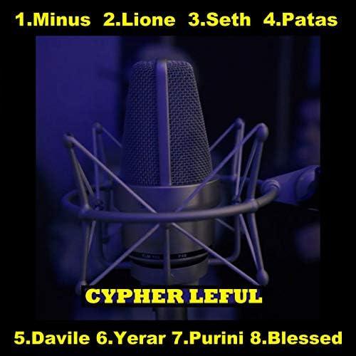MINUS CSQ, Purini Madness & Blessed013 feat. Patas Vgn, Davile 930, YERAR CSQ, Lione 035 & Seth