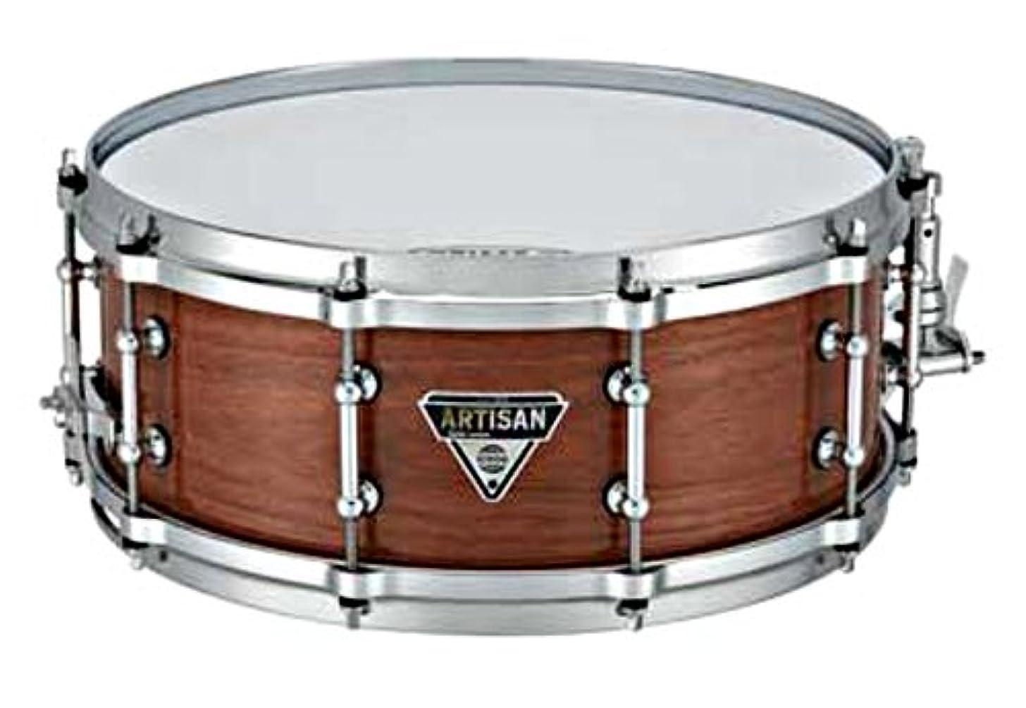 Dixon PDS-9554CBRG 5.5 x 14 Inches Australian Rose Gum Snare Drum