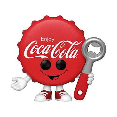 Funko- Pop Coke Coca-Cola Bottle Cap Juguete coleccionable, Multicolor (53060)