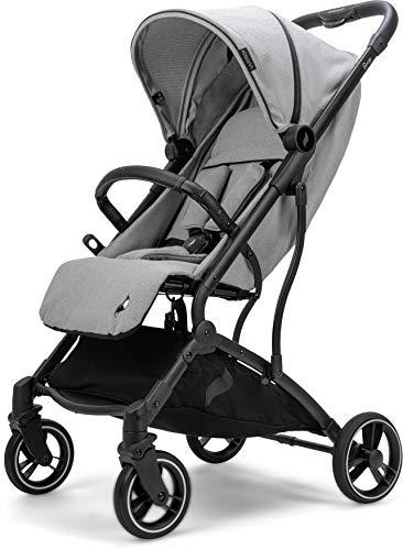 Osann Boogy Sportwagen-Buggy mit Liegefunktion ab Geburt bis 22 kg - inklusive Regenverdeck, Transporttasche und Babyschalen-Adapter // Cloud COLLECTION 2021