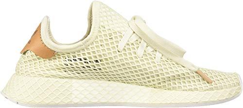 adidas DEERUPT Runner, Zapatillas de Deporte para Hombre, Blanco (Blanub/Percen/Ftwbla 0), 38 2/3 EU