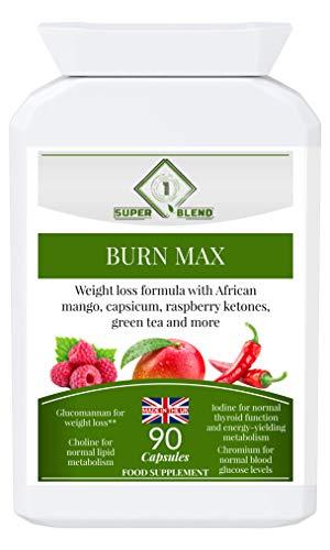 Burn Max