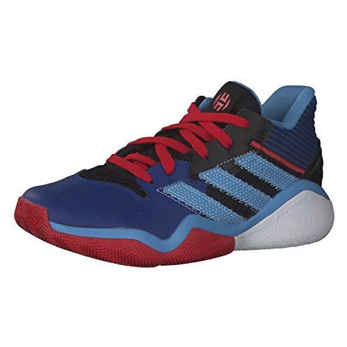 adidas Harden Stepback J, Zapatillas, NEGBÁS/TMLGBL/Reauni, 40 EU