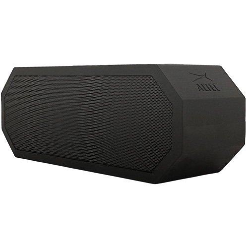Altec Lansing IMW455 - Altavoz portátil (Bluetooth, USB, indicadores LED), negro