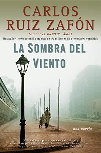 La Sombra Del Viento El Cementerio De Los Libros Olvidados Nº 1 Spanish Edition Ebook Zafon Carlos Ruiz Kindle Store