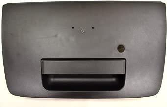 PT Auto Warehouse NI-3953A-TG - Tailgate Handle, Textured Black