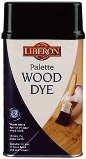 Liberon WDPMO250 250ml Palette Wood Dye - Medium Oak