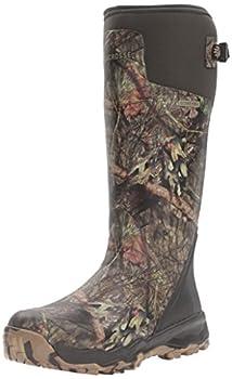 LaCrosse Men s Alphaburly Pro 18  Hunting Shoes Mossy Oak Break up Country 12 M US