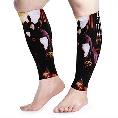 Bikofhd Mangas de compresión para pantorrillas Leg
