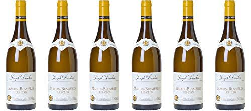 Joseph Drouhin Mâcon-Bussières Les Clos Burgund 2019 Wein (6 x 0.75 l)