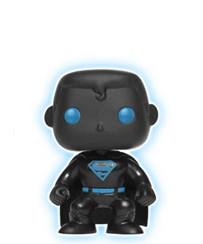 Funko Pop! Justice League – Superman Silhouette Glow in The Dark #07 Vinyl Figure 10 cm