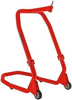 748 998 749 1199 Panigale 999 916 996 GT 1000 848// Evo Cavalletto moto anteriore ConStands Classic Front rosso Ducati 1098 888 1198