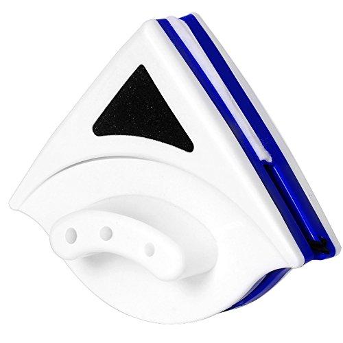 TaoToa Neu Nuetzliche Magnetische Fensterreiniger Doppel Rande Glaswischer Nuetzliche Oberflaeche Pinsel Wischen Glasblasen Magnetische Glas Reiben Pinsel Warm