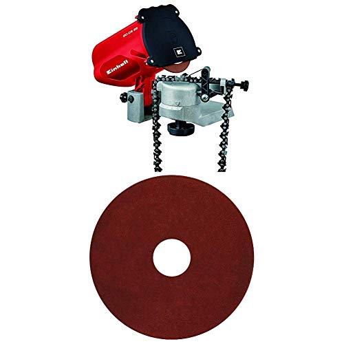 1. Afilador para cadenas de motosierra Einhell GC-CS 85