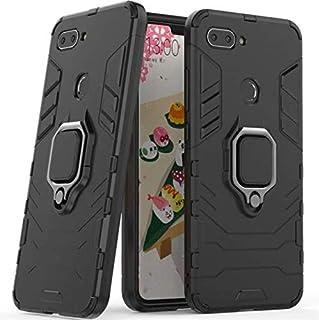 For Xiaomi Mi 8 Lite Case Mi8 Lite Cover Car Holder Magnetic Suction Ring Bracket armor Phone Cover for Xiaomi Mi 8 Lite C...