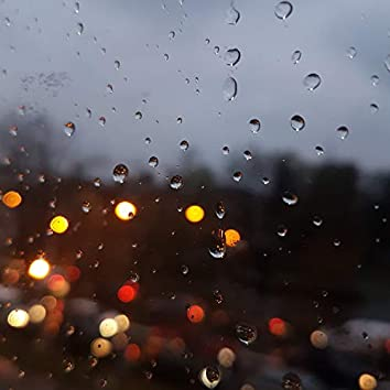 Sleepy Music Mix: Winter Rain Wonderland