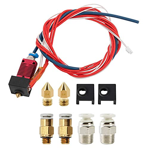 Creality Upgrade Ender 3/3 Pro Assembled Extruder Hotend with...