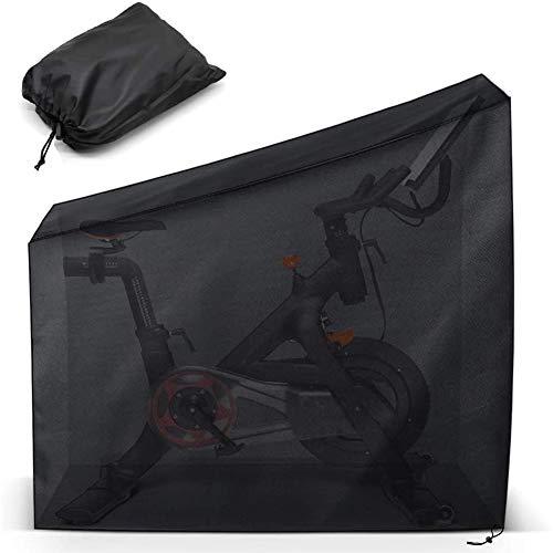 Menky Funda protectora para bicicleta Peloton. Para interiores Auuen, impermeable, compatible con protección solar.