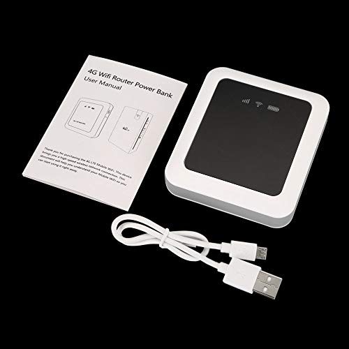 Power Bank Wireless Router 100 Mbit/s 3G LTE Mobile WiFi Hotsport