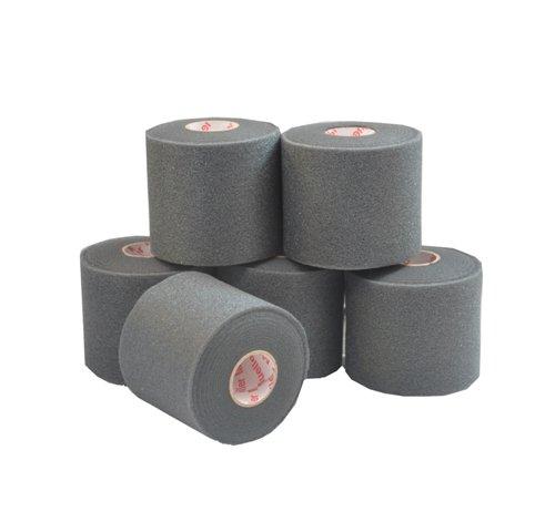 Mueller M-Wrap® | Unterzugbinde | 6 Rollen | 6,9 cm x 27,4 m | Verschiedene Farben | Untertape (Schwarz)