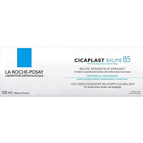 Roche Posay Cicaplast Baume B5 Balsamo, flacone da 100 ml