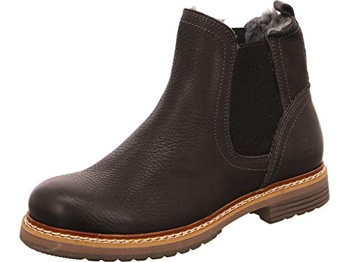 BULLBOXER Damen Chelsea Boots schwarz 36