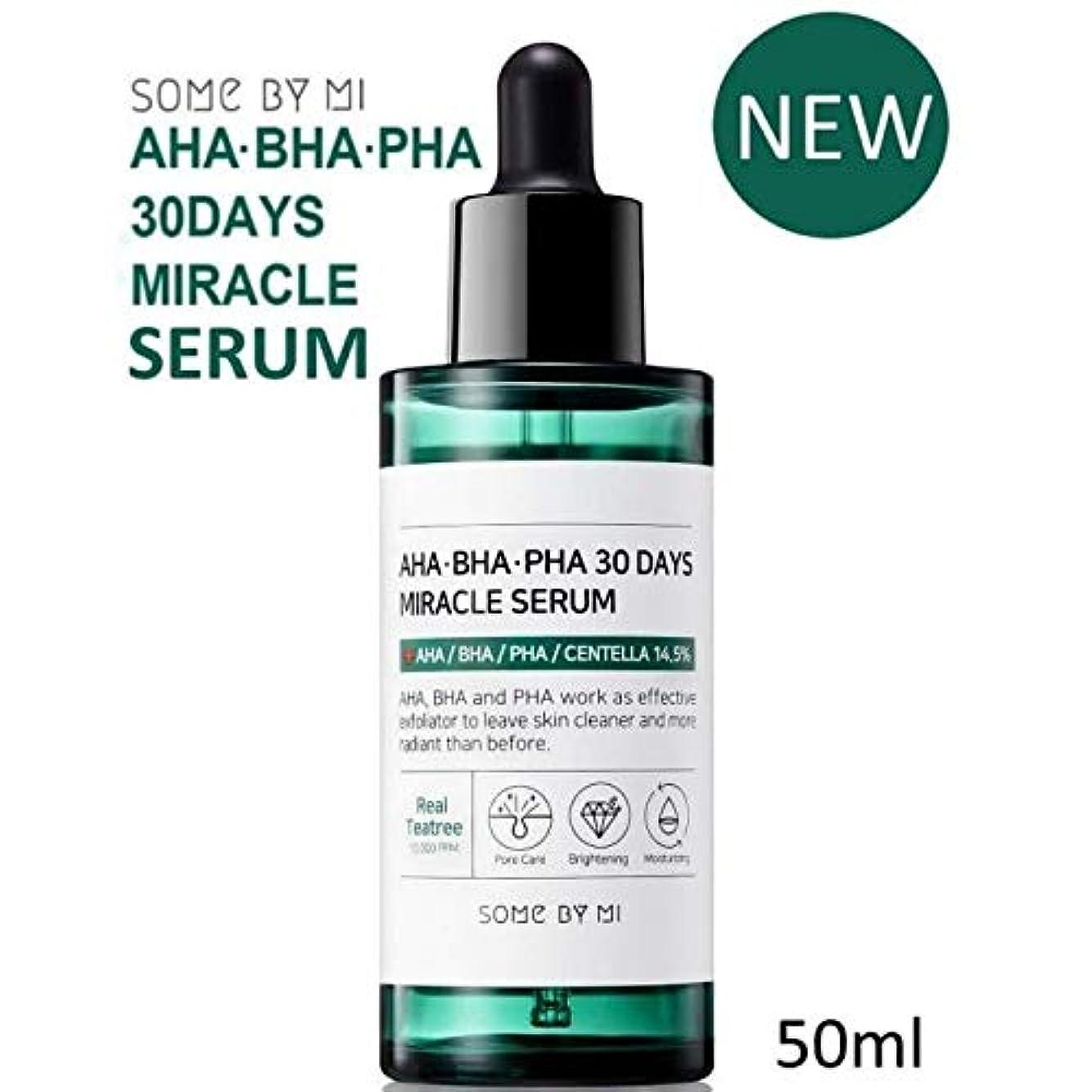 顧問医薬ハロウィン[Somebymi] AHA BHA PHA 30Days Miracle Serum 50ml/Korea Cosmetic [並行輸入品]