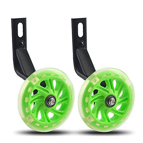 Stützräder 12 Zoll Stützräder für Erwachsene für Kinderfahrrad,Schwarz Stützräder Laufrad
