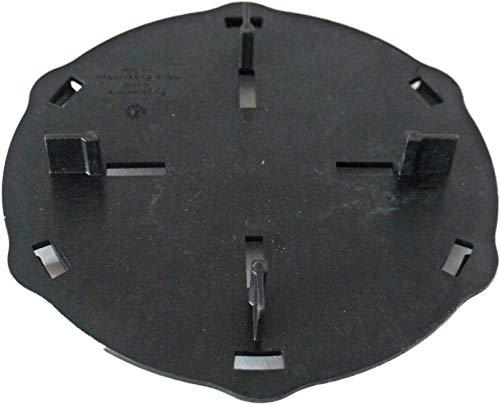 Gartenwelt Riegelsberger Lot de 10 adaptateurs pour joints de 4 mm - Fabriqués en Allemagne
