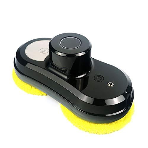 J.W. Intelligente Fensterputzer Hobot 60kPa Magnetische Fenster-Reinigungs-Roboter Hohe Fußboden Fenster Reinigung Robotic Mit App Connect Fernbedienung Außen Innen Außen Glas