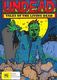 Undead - Tales Of The Living Dead (5 Films) - 2-DVD Set ( I Bury the Living / Crypt of the Living Dead / Horror of the Zombies / Teenage Zombies / White Zombie [ Australische Import ]
