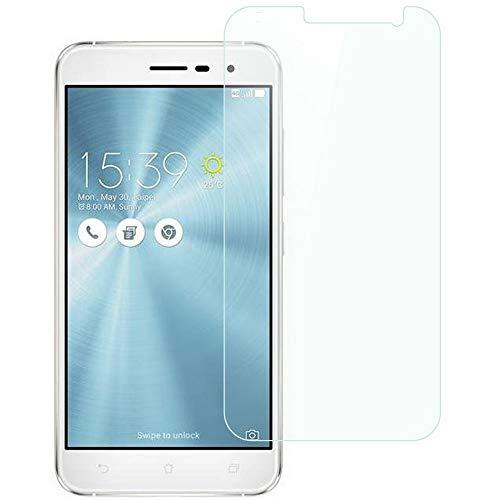 Protector de pantalla de cristal templado para Asus Zenfone 3 (ZE520KL) HD,...