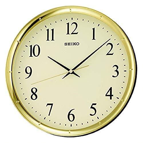 """Seiko Relógio de parede ultra moderno de 30,48 cm (12"""")"""
