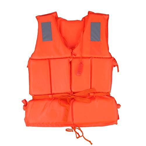 Pulley Chaleco Salvavidas,Comfort Chaleco Salvavidas,Deportes acuáticos Waterski Jetski Wakeboarding Safety Impact Vest,para Pesca Kayak Rafting Motos de Agua Barco Infantil