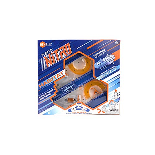 HEXBUG 501750 - Nano Nitro Habitat-Set, Elektronisches Spielzeug