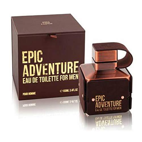 Epic Adventure by Emper EDT Eau De Toilette for Men Herren 100ml