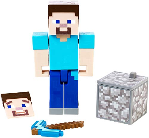 Minecraft Comic Maker Figura (Mattel GCC13)