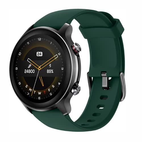 LIFEBEE Smartwatch, Reloj Inteligente Deportivo con Monitor de Sueño, Oxígeno Sanguíneo(SpO2) de Pulsómetros, 1.28' Táctil Completa Impermeable 5ATM Pulsera de Actividad Inteligente para Mujer Hombre