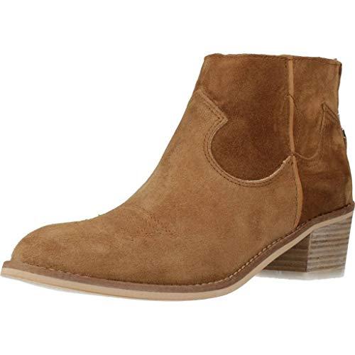 ALPE Stiefelleten/Boots Damen, Farbe Braun, Marke, Modell Stiefelleten/Boots Damen 4011 81 Braun
