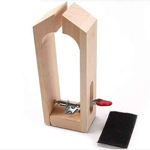 ZJN-JN alicates herramienta multifunción Craft cuero de retención de madera acortar las herramientas de la herramienta de mano del sistema Herramientas de tabla de escritorio de costura de costura Cor